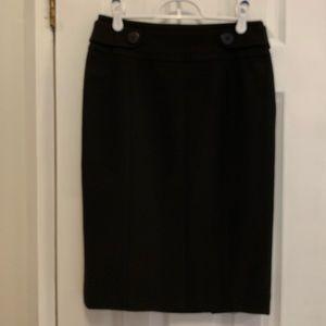 NWT INC Black Skirt
